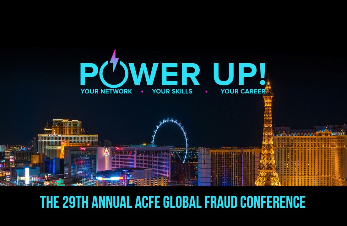 29th Annual ACFE Global Fraud Conference
